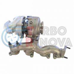 Turbo 53039700132, 53039700139, 53039700205, 03L253056A